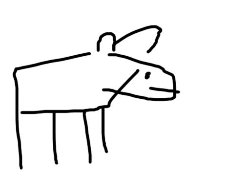 the art donkey